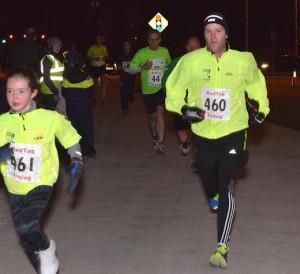 Inaugural Galway Night Run raises €45,000 for Croi #GalwayNightRun