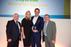 Daybreak Clerihan Wins Best Off Licence