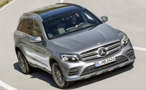 Mercedes-Benz Breaks New Ground With GLC Arrival