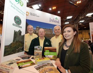 Laois tourism operator helps drive British tourists to Ireland