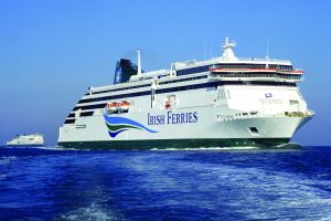Irish Ferries Remains  'Ireland's Best Ferry Company'