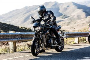 Triumph Announce New Bike Launches