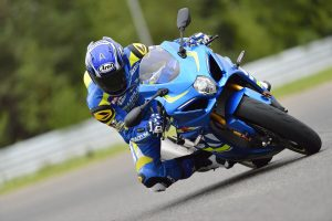 Suzuki Contender For 'King Of The Superbikes' To Make Début  At The Carole Nash Irish Motorbike And Scooter Show