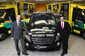 First 'Bumbleette' Sees Expansion Of Children's Ambulance Service Bumbleance