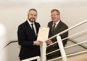 Inland Fisheries Ireland signs up to save energy with SEAI