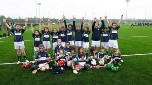 The Camogie Association Launches Hurl With Me programme 2017