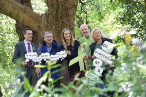 Get Walking, Get Talking - IFA Announces Series Of Forest Walks For Green Ribbon Campaign