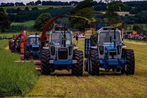 Lismore Castle Farm Silage Exhibition 2017