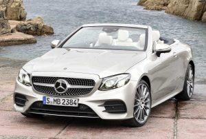New Mercedes-Benz E-Class Cabriolet - Completes E-Class Range Renewal