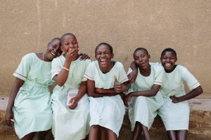 VSO Ireland Improving Girls' Education In Uganda