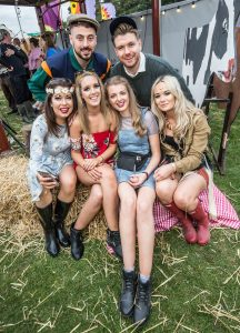 Agri Aware Ttakes To The Stage At Electric Picnic!