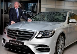 Laois Dealer Welcomes New S-Class