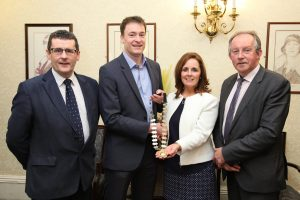 First Female Chairperson Elected To CIF Galway Branch