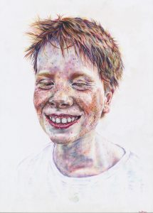 """Work By Laois Student Goes """"On Air"""" To Promote Texaco Art Competition"""