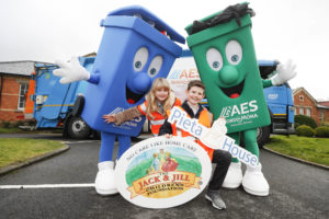 AES Bord Na Mona Laois Customers Raise Money For Charity