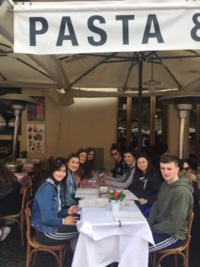 Borrisoleigh Students Tour Rome