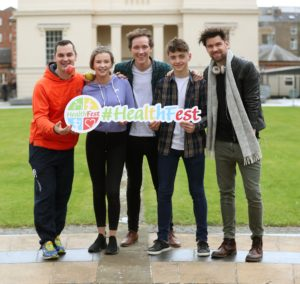 Flagship Event for Ireland's Transition Year Students - HealthFest 2018