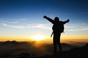 Irish Red Cross Sunrise Summit Challenge