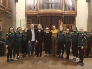 Music Generation Laois Harpists Wow Audiences At Edinburgh International Harp Festival 2018