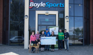 BoyleSports' Brian Murphy Raises Over €11,000 After Walking From Dundalk To Clonmel