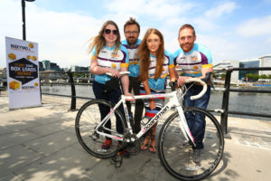 Cyclists To Ride 470km Across Ireland For Youth Mental Health