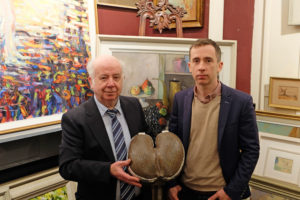 Athlone Antique Expert Brings Forbidden Fruit To National Stage