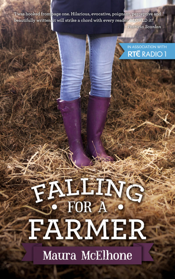 Can a born and bred townie who falls in love with a farmer learn to live with the realities of the farming life?