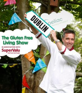 Supervalu Announced As Partners For The Gluten Free Living Show