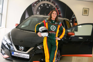 Roscrea's Nicole Drought Wins and Takes The Championship on Home Event