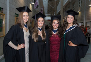 Tipperary Graduates at LIT Conferring Ceremony