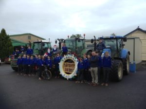 Festive Tractor Run & Cycle Coming To Borrisoleigh