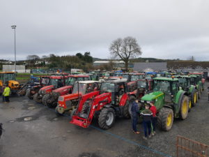 St. Joseph's College Tractor Run and Cycle