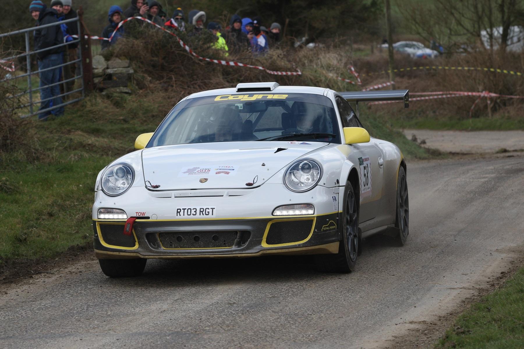 Motorsport Ireland Rally Academy Launched