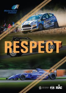 Motorsport Ireland launches RESPECT initiative